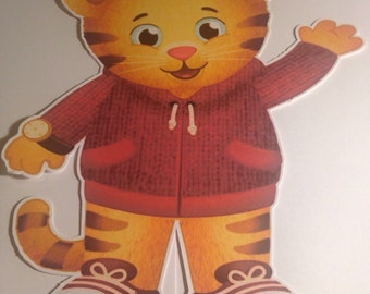 Daniel Tiger and Friends Centerpiece qty 5
