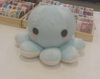 Light Blue octopus Plushie