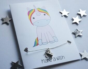Unicorn, Unicorn silver charm, Unicorn bracelet, Unicorn bracelet, Unicorn silver charm, Silver charm, Unicorn gift card, Silver unicorn