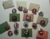 Orphan Black mystery button/magnet pack.