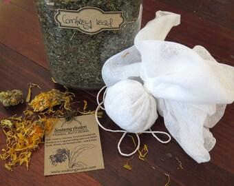 Herbal Bath Bomb/ Tea/ Bath Soak