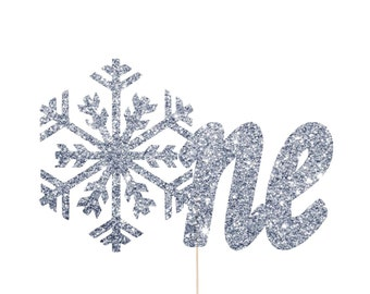 Winter Onderland Decorations, Winter Onderland Party, Winter Onederland Decorations, Winter Onederland Party Cake Topper