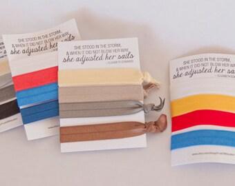 Hair Ties - Buy three sets, get fourth set free