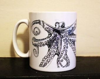 Octopus Mug