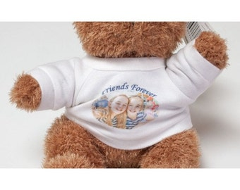 Personalized Doll or Teddy Bear Tee Shirt