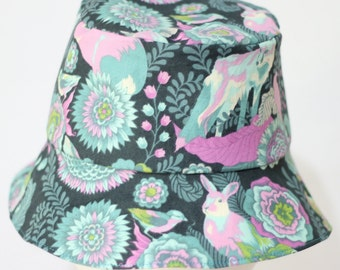 Tula Pink Bucket Hat