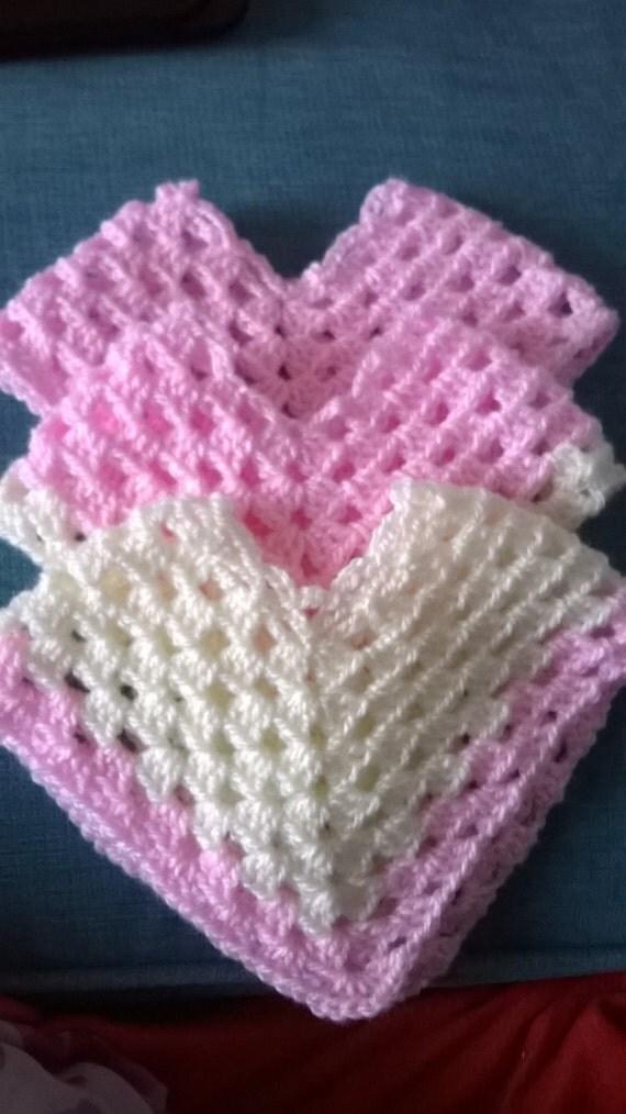 Crochet Baby Girl Poncho Crochet Baby Girl Cape Crochet