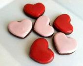 Mini Heart Cookies (2 dozen)