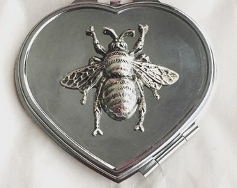 Bee Compact  Mirror