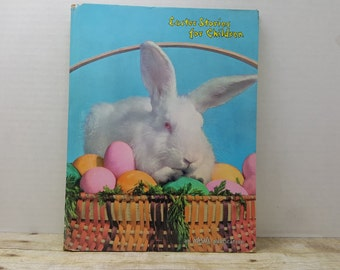 Easter Stories for kids, 1962, An Ideals Publication