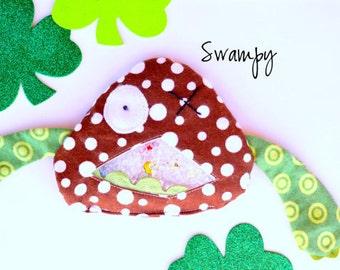 Swampy Monster  I  Spy bag