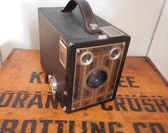 Brownie Junior Six 20 Kodak Camera Vintage Photography