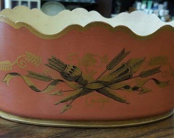 French Tole Planter
