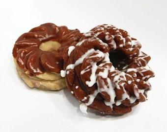 Cruller Doughnut Soap - Choose Your Style