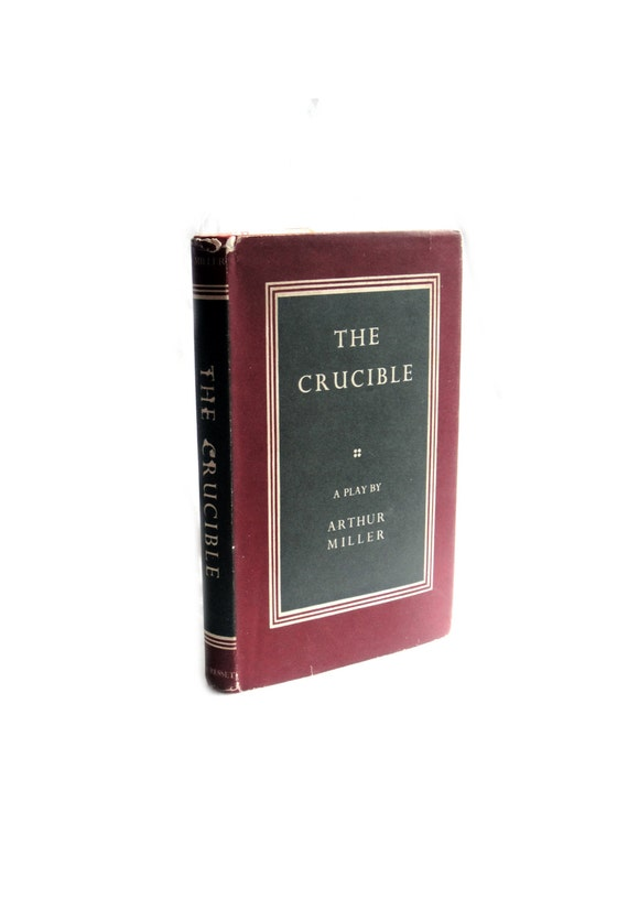an analysis of superstition and witchcraft in the crucible by arthur miller These quotes from arthur miller's the crucible analysis: proctor confesses to witchcraft feel free to comment on these important quotes from the crucible.