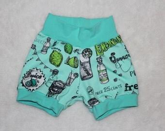 2/3 lemonade shorts