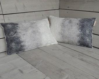 Unique pillow (wool felt) F