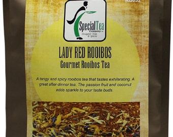 Lady Red Rooibos Tea - 20 Tea Bags