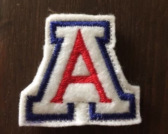 UNCUT Arizona Wildcats feltie
