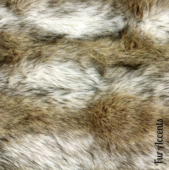 Premium Faux Fur Fabric / Cutting / Swatch / Sample/ Piece