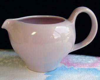 Pink Creamer Russel Wright Iroquois Casual China