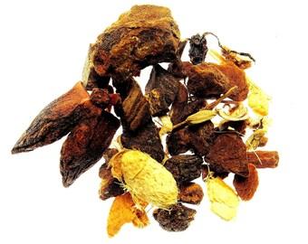 Really Root Beer, Caffeine Free Herbal Tea, Loose Leaf (Looseleaf) with Sassafras bark, sarsaparilla root, birch bark, burdock root...
