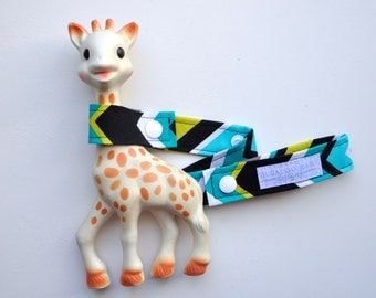 Toy Leash / Toy Strap - Chevy Chevron Lagoon