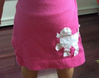 BTS SALE!! American Girl Doll Poodle Skirt
