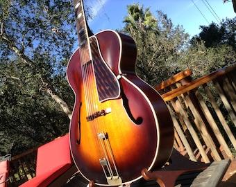1954 Epiphone Devon Acoustic Arch Top Guitar