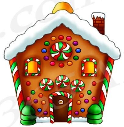 50% OFF Gingerbread Clipart Gingerbread Clip art Graphics