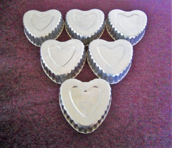 molds jello cake pudding fluted individual
