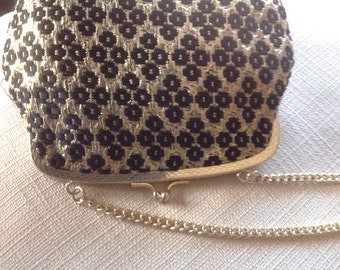 1960s Evening bag - a pretty original accessory