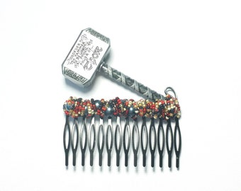 Extra Large Hammer Comb