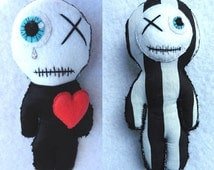 The Little Mummy Mordrake - Collection FREAK SHOW - Two Faced Man, Janus, Siamese, Conjoined Twins, Circus, Freaks, Ahs