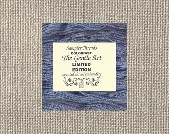 The Gentle Art - Limited Edition Floss - Cotton - Crocus - Five Yards - By the Skein