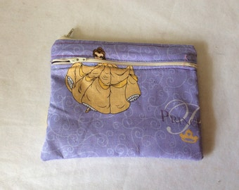 """Belle wet/dry  bag or cosmetic 5"""" x 71/2"""""""