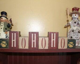 HoHoHo Blocks