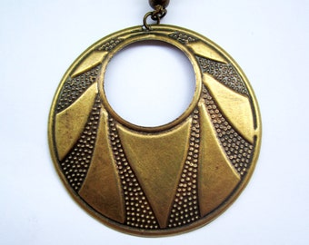 Earth Path Necklace