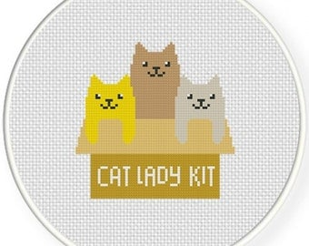 "Shop ""mother of cats"" in Craft Supplies & Tools"