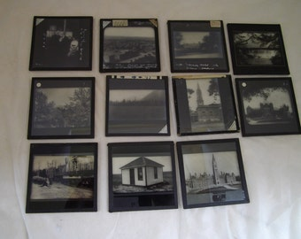 magic lantern glass slides,England, steampunk, victorian