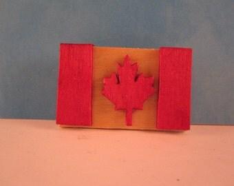 Canada Flag Pin