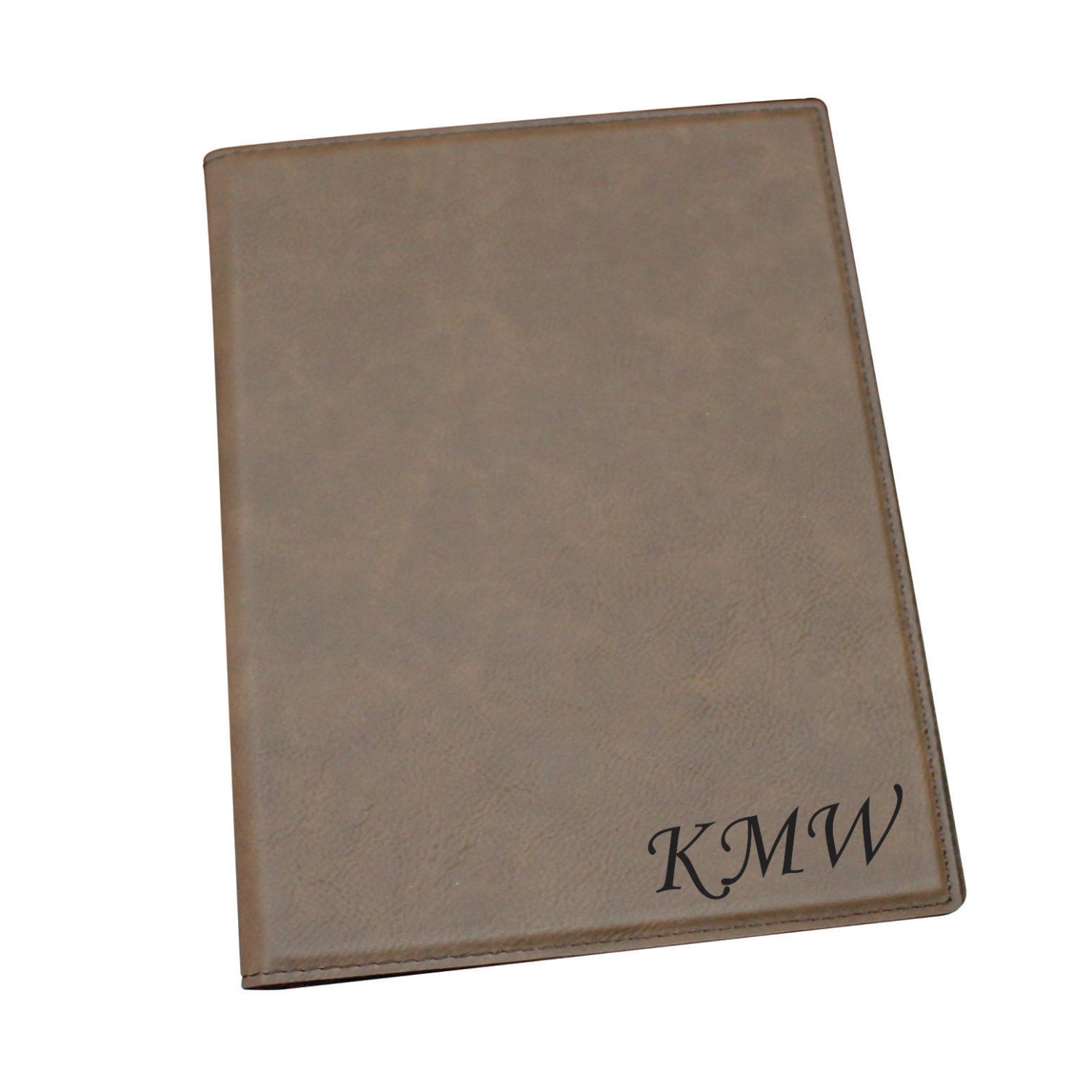 personalized leather padfolio personalized notepad business