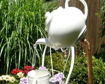 Whimsical Garden Art
