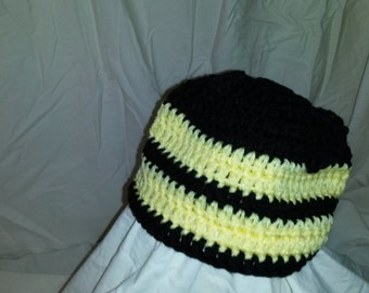 15-38 Bumble bee hat 12-24 months