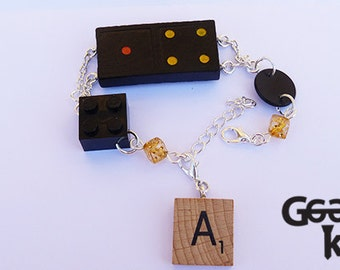 Game-On Bracelet, a must have for the game lover