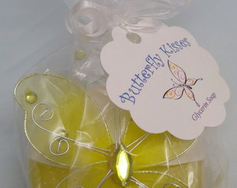 Girl's Soap - Butterfly Kisses