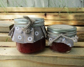 Strawberry Banana Jam