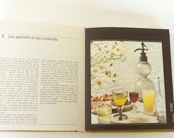 Old Cookbooks, Vintage Cookbooks, Gifts for Cooks, Gifts for Foodies, Cookery, Bartender Gifts, Old Cookbooks, Cooking Book