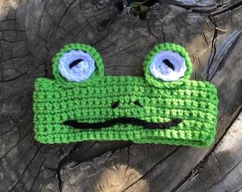 Frog ear warmers