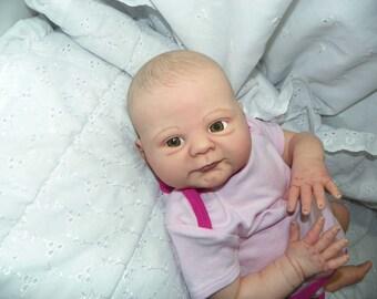 Reborn Baby Girl - Wanda
